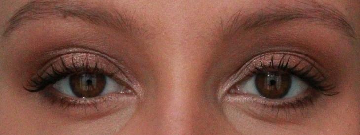 étape 10 mascara