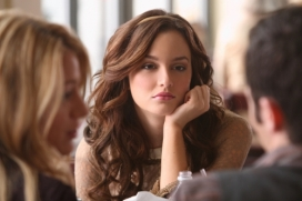 """Blair Waldorf Must Pie"" -- Pictured Leighton Meester as Blair in Gossip Girl on The CW. Photo Eric Liebowitz/ The CW © 2007 The CW Network, LLC. All Rights Reserved"
