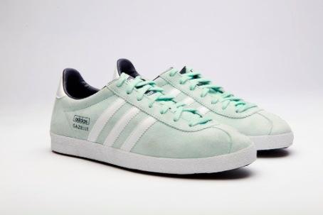 adidas Originals - Gazelle (mint)